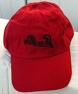 Ball Cap with Spirit Dog Logo