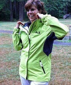 Ladies Cascade Waterproof Jacket