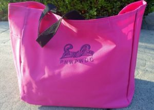 Essential Tote Pink