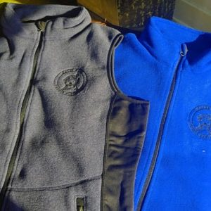 R-TEK Pro Fleece Full-Zip Vest