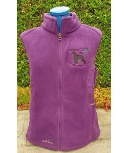 Eddie Bauer Full-Zip Fleece Vest