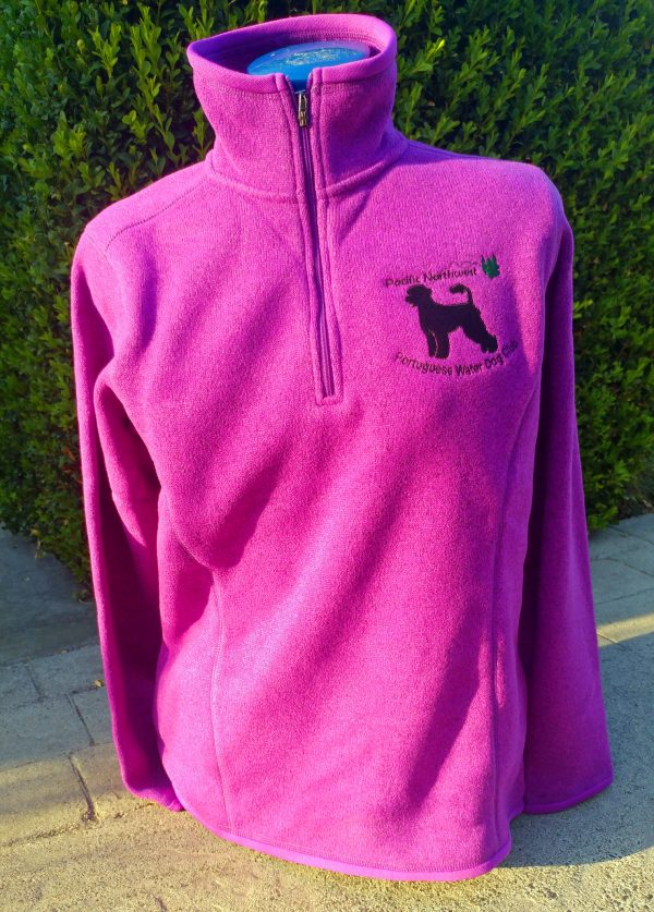 Ladies Sweater Pullover Fleece